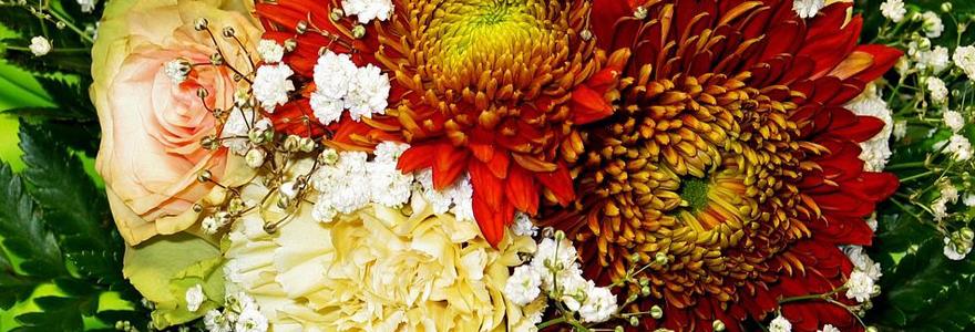 Votre livraison de fleurs à Paris