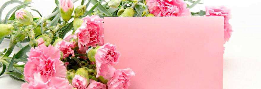livrer des fleurs anonymement